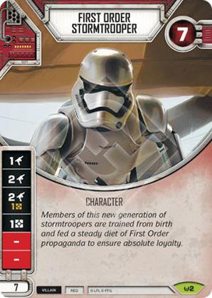 Stormtrooper da Primeira Ordem