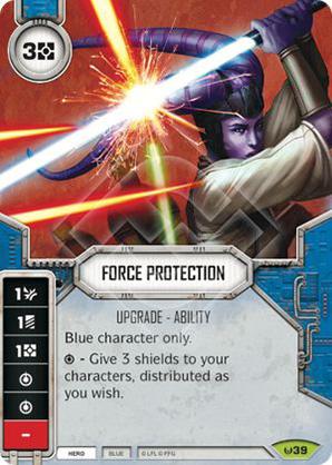 Proteção da Força