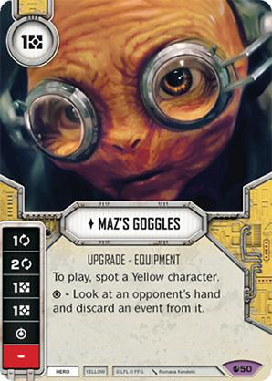Óculos da Maz