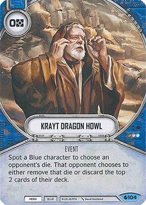 Uivo do Krayt Dragon