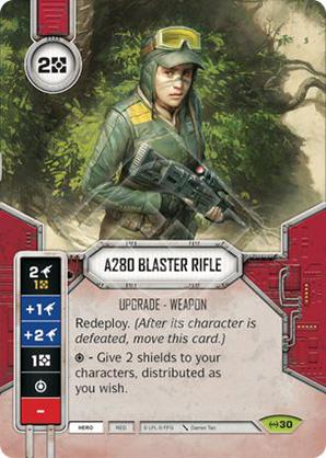 Blaster Rifle A280