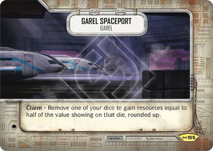 Base Espacial de Garel