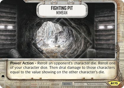 Fighting Pit