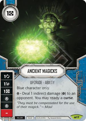 Ancient Magicks