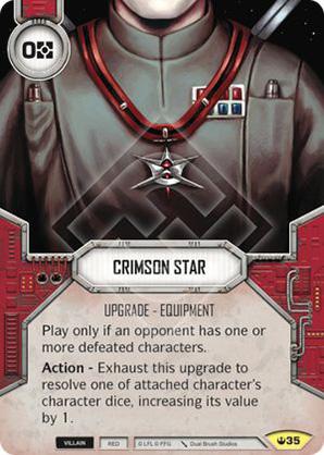 Crimson Star