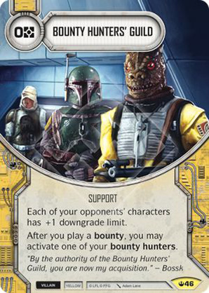 Bounty Hunters' Guild