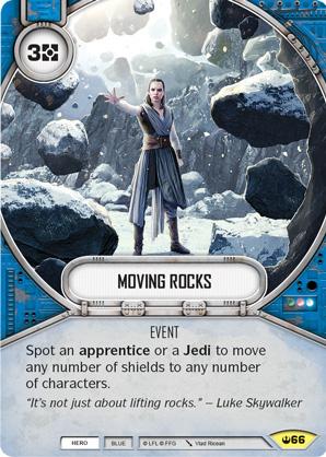 Moving Rocks