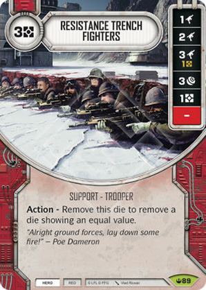 Resistance Trench Fighters