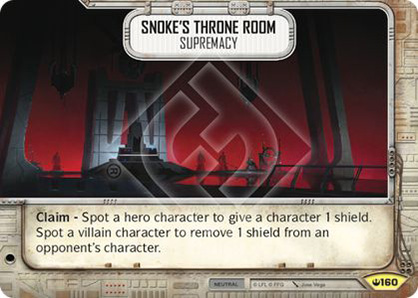 Snoke's Throne Room