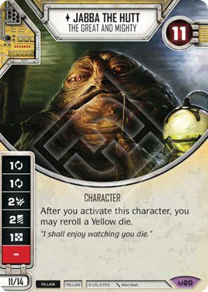 Jabba, O Hutt