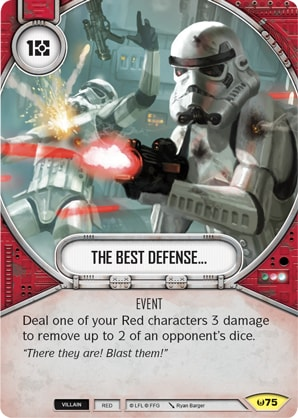 A melhor defesa...