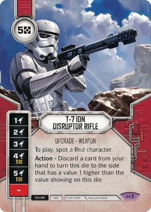 Rifle Disruptor Iônico T-7