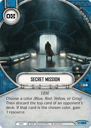 Missão Secreta