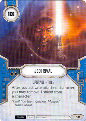 Rival Jedi