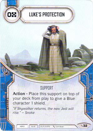 Proteção de Luke
