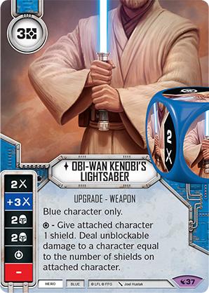 Sabre de Luz do Obi-Wan Kenobi