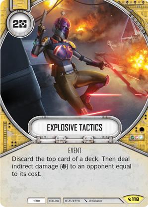 Táticas Explosivas