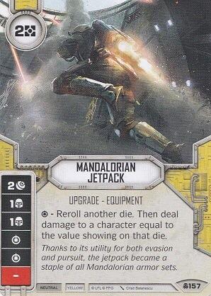 Mandalorian Jetpack