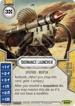 Ordnance Launcher
