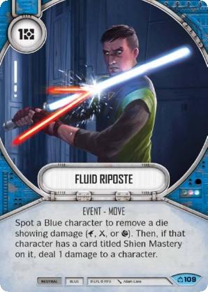 Fluid Riposte